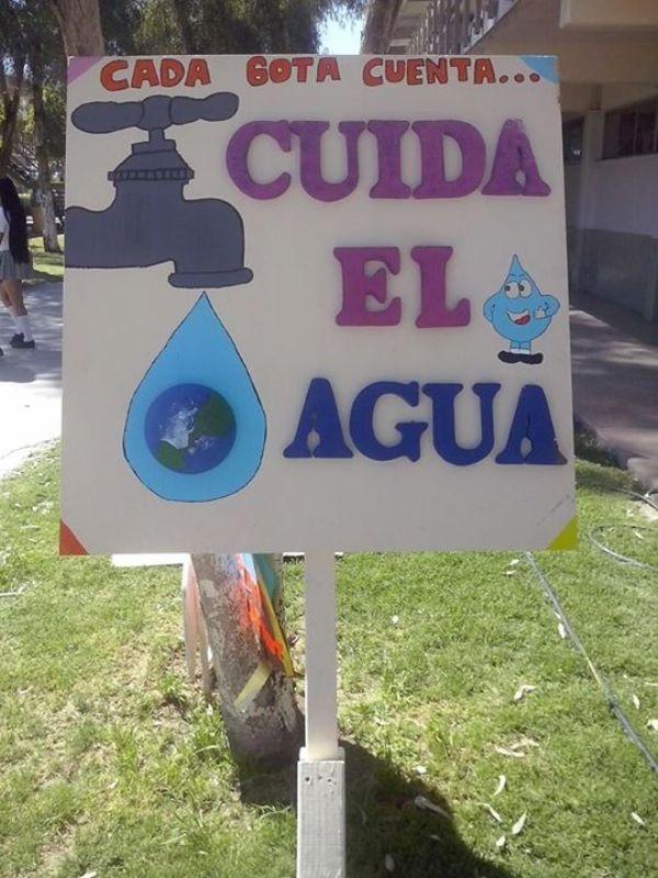 Pics Photos - Carteles Sobre El Cuidado Del Medio Ambiente De 5 A Y B